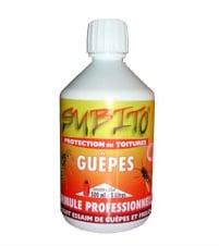 Subito protection des toitures guêpes et frelons concentré 500ml
