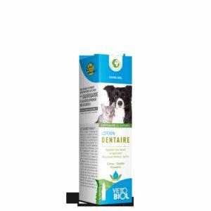 VETOBIOL lotion dentaire chiens et chats (100ml)