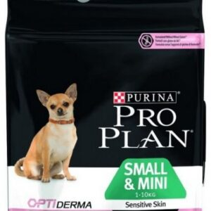 Proplan Chien Adulte Small & Mini Sensitive Skin (3kg)