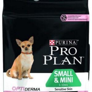 Proplan Chien Adulte Small & Mini Sensitive Skin (7kg)