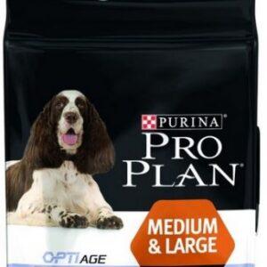 Proplan Chien Adulte 7+ Medium & Large (14kg)