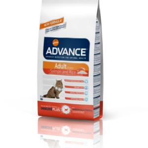 Affinity Advance Chat Adulte Sensitive Saumon et Riz (15kg)