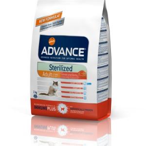 Affinity Advance Chat Adulte Stérilisé Saumon (3kg)