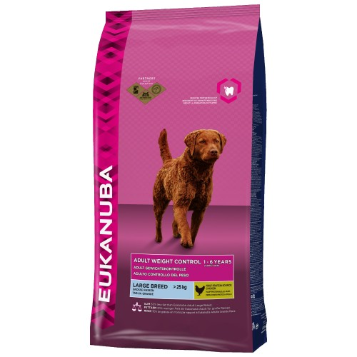 Eukanuba Chien Adult Large Weight Control (15kg)