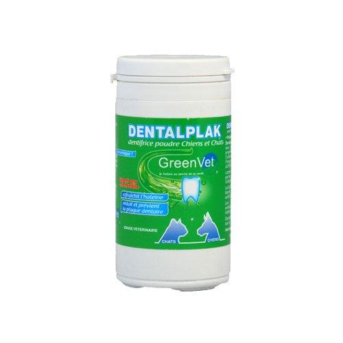 Dentalplak - hygiène buccodentaire chien/chat (poudre 50gr)