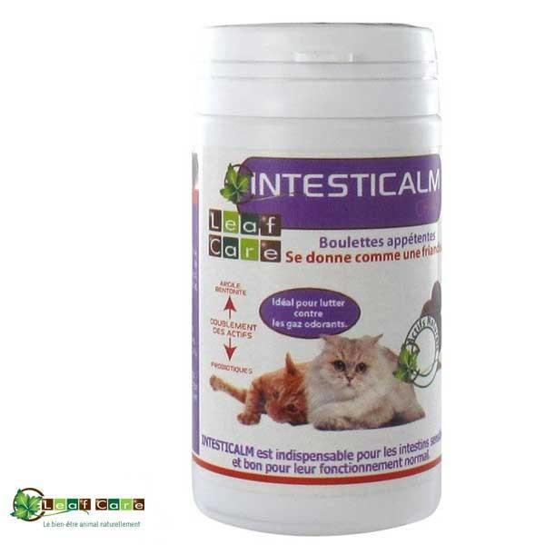 Intesticalm chat - troubles digestifs chats