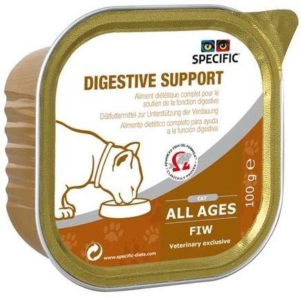 Specific FIW Digestive Support (7boites de 100gr)
