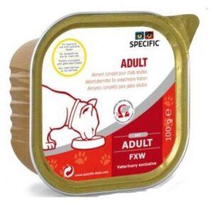 Specific FXW Adult (7 boites de 100gr)