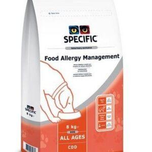 Specific CDD Food Allergy Management (2.5kg)