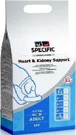 Specific CKD Heart & Kidney Support (2.5kg)