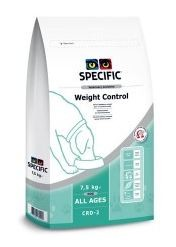 Specific CRD 2 Weight Control (7.5kg)