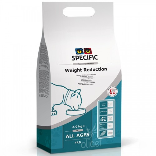 Specific FRD Weight Reduction (7.5kg)