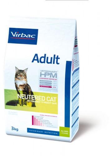Virbac Veterinary HPM Adult Neutered Cat (400gr)