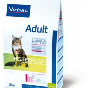 Virbac Veterinary HPM Adult Neutered Cat (3kg)