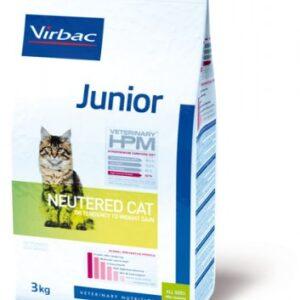 Virbac Veterinary HPM Junior Neutered Cat (3kg)
