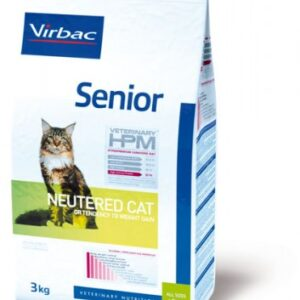 Virbac Veterinary HPM Senior Neutered Cat (3kg)