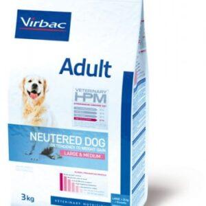 Virbac Veterinary HPM Adult Neutered Dog Large & Medium (12kg)