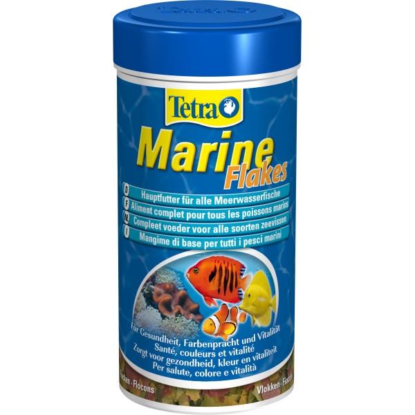 Zolux Nourriture Poisson Eau de Mer Tetra Marine Flakes