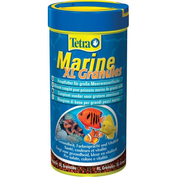 Zolux Nourriture Poissons Marins Tetra Marine granules XL 250 mL