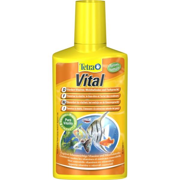 Zolux Traitement de l'eau Tetra Vital 250ml