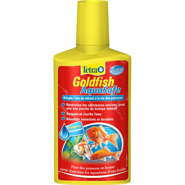 Zolux Traitement Eau Tetra Goldfish Aquasafe