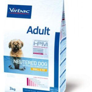 Virbac Veterinary HPM Adult Neutered Dog Small & Toy (7kg)
