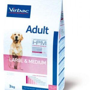 Virbac Veterinary HPM Adult Dog Large & Medium (16kg)