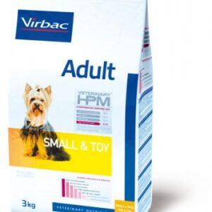 Virbac Veterinary HPM Adult Dog Small & Toy (7kg)