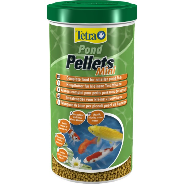 Zolux Tetra Pond Pellets Mini