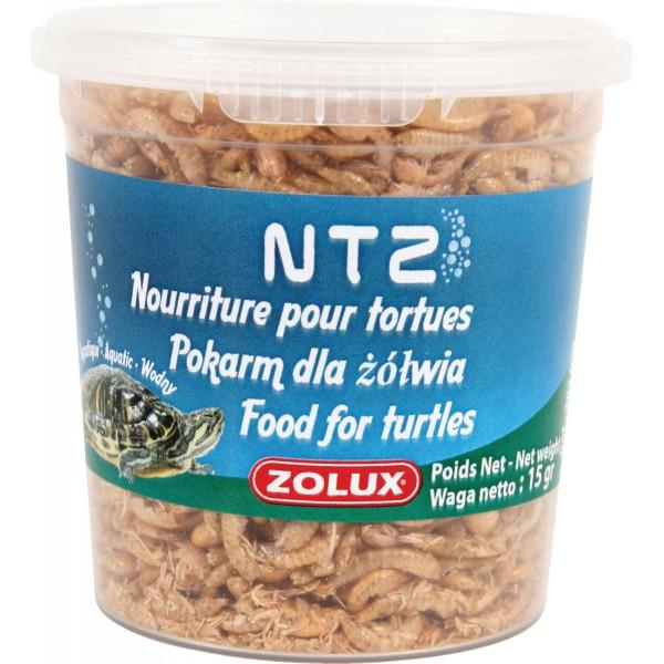 Zolux Aliment Tortue NTZ Gammarus 40g