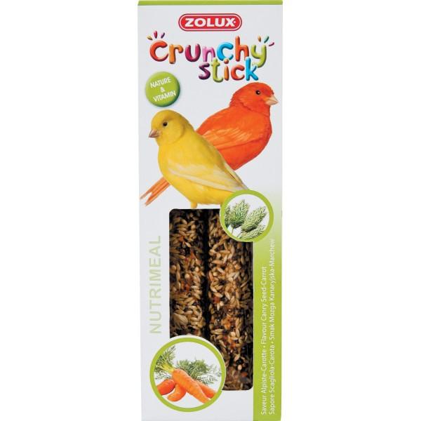 Zolux Crunchy Stick Canari Alpiste/Carotte