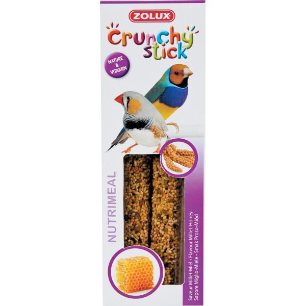 Zolux Crunchy Stick Exotique Millet/Miel
