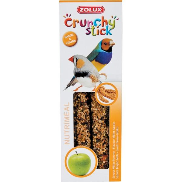 Zolux Crunchy Stick Exotique Millet/Pomme