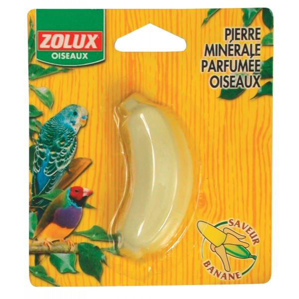 Zolux Pierre Minérale Parfum Banane