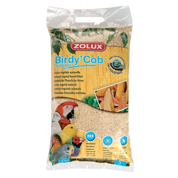 Zolux Birdy'Cob Qualicage 5L
