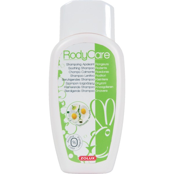 Zolux Shampoing Apaisant Rongeur 200ml