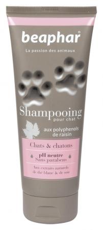 Beaphar shampooing doux tous pelages  chats et chatons (20ml)