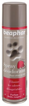 Beaphar spray déodorant chien et chat (250ml)