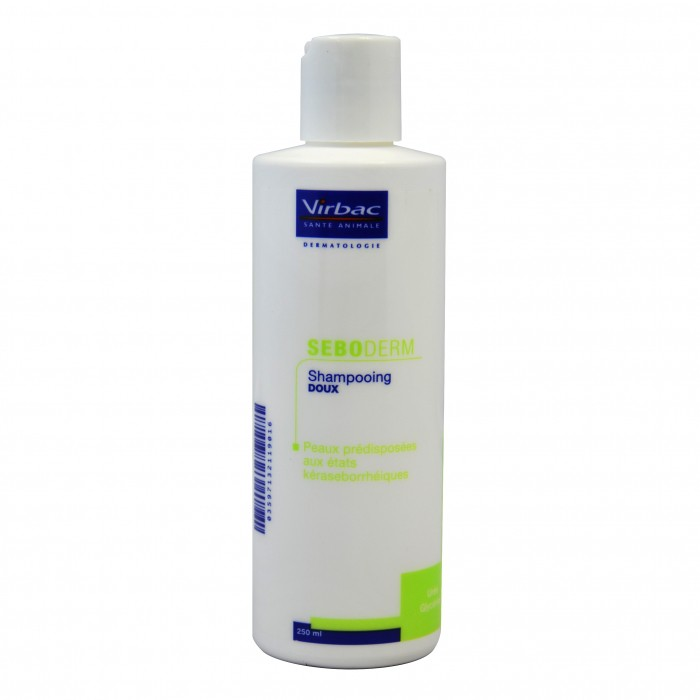 Seboderm - Shampooing traitant 250mL