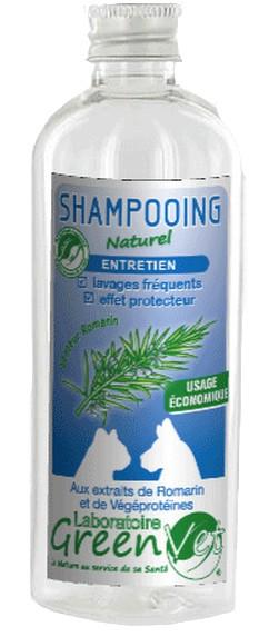 Shampoing Entretien pour chats et chiens 250mL