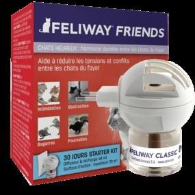Feliway Friends - Diffuseur + recharge (48ml)