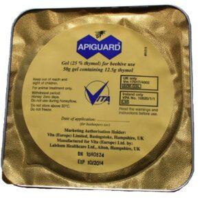 Apiguard (barquette de 10)