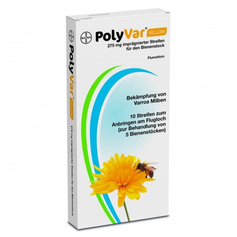 Polyvar Yellow 275mg