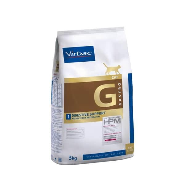 VIRBAC Vet HPM Cat Digestive support (1,5kg)