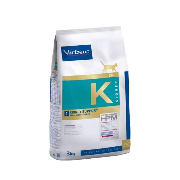 VIRBAC Vet HPM Cat Kidney Support (1,5kg)