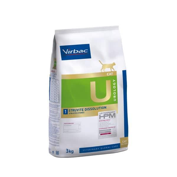 VIRBAC Vet HPM Cat Urology Struvite (1,5kg)