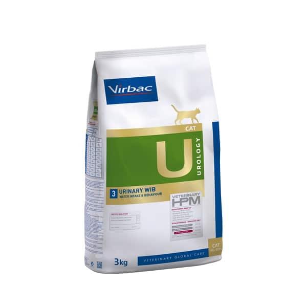 VIRBAC Vet HPM Cat Urology WIB (3kg)