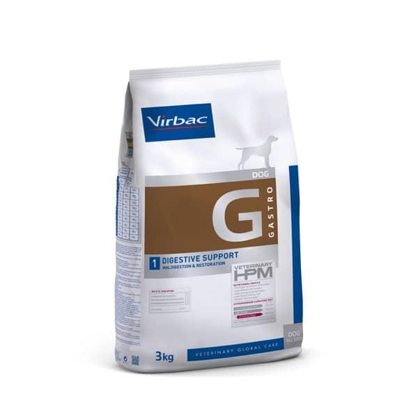VIRBAC Vet HPM Dog Digestive support (3kg)