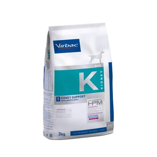 VIRBAC Vet HPM Dog Kidney Support (3kg)