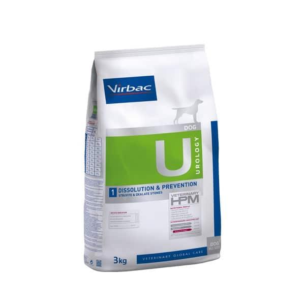 VIRBAC Vet HPM Dog Urology Dissolution & Prévention (3kg)